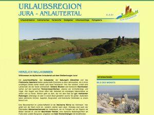 Tourismusverein Jura Anlautertal